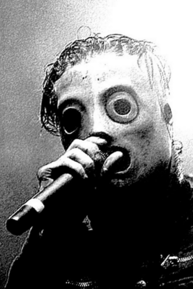 Corey Taylor music artists wallpaper for iPhone download 640x960