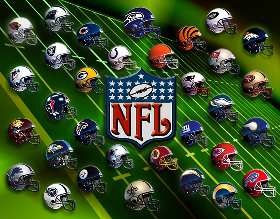 NFL Teams by jarbs58 900x707