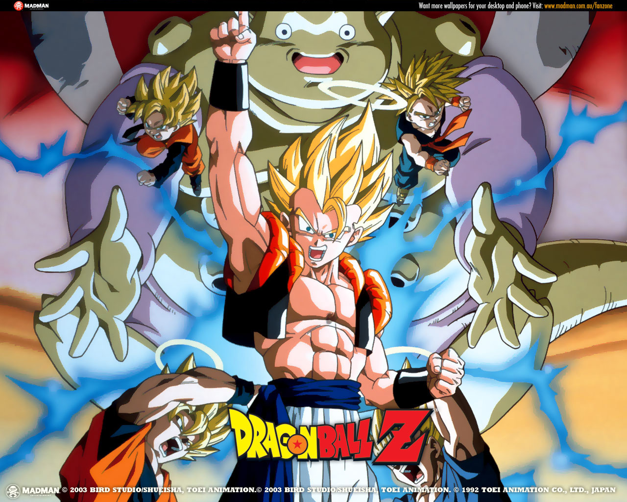 Anime Wallpapers HD Dragon Ball Wallpapers HD 1280x1024