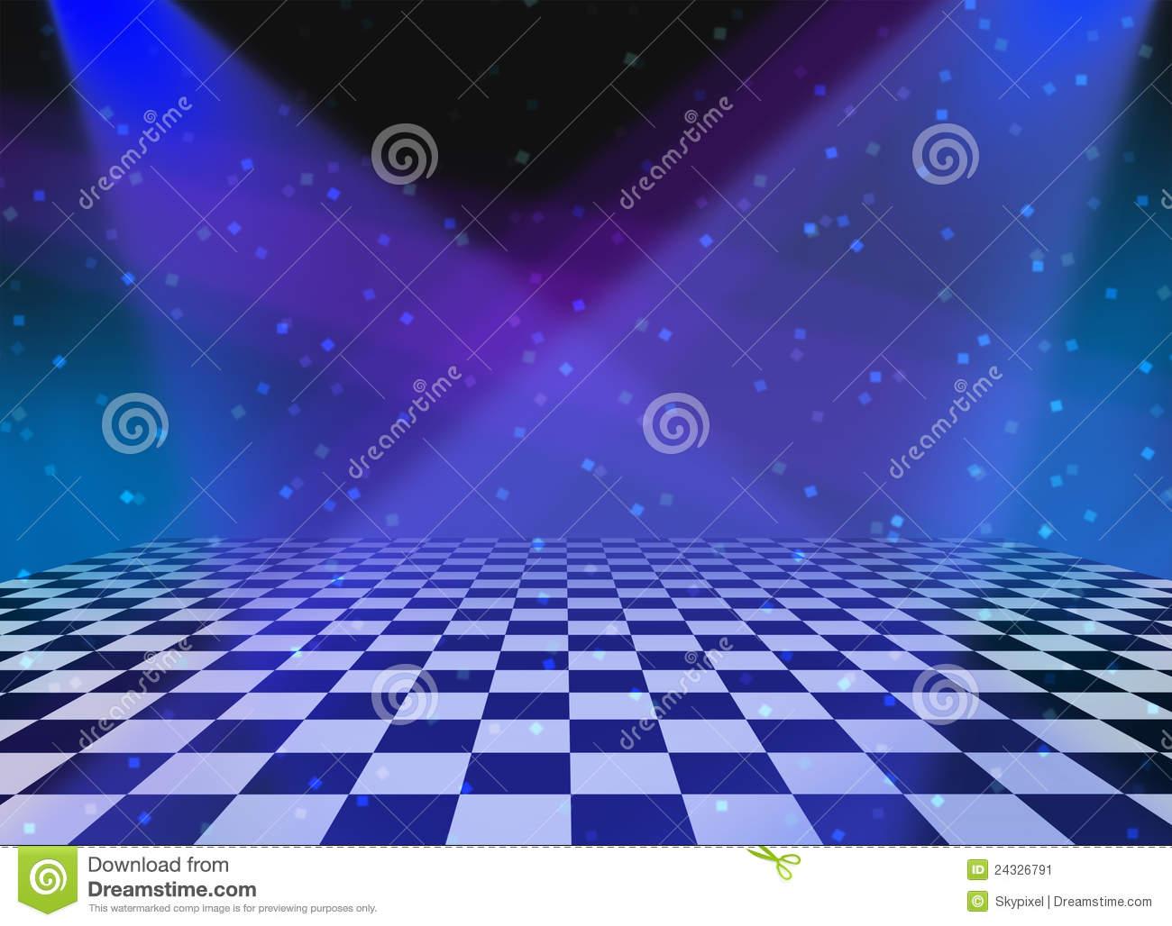 Party Dance Floor background 1300x1028