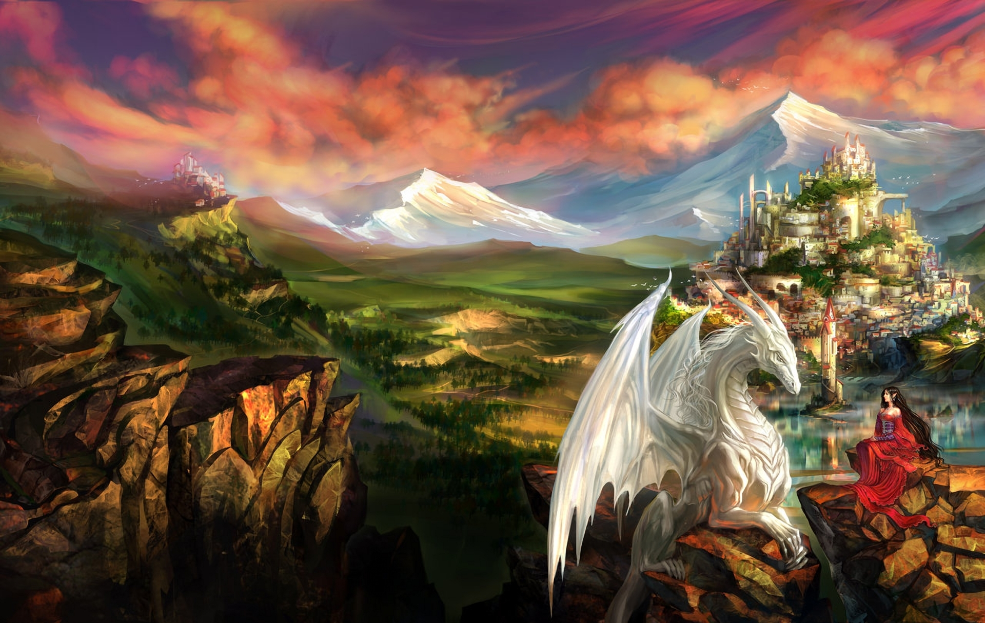 [47+] Dragon City Wallpapers on WallpaperSafari