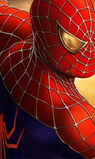 Spiderman Live Wallpaper HD HQ App for Android 307x512