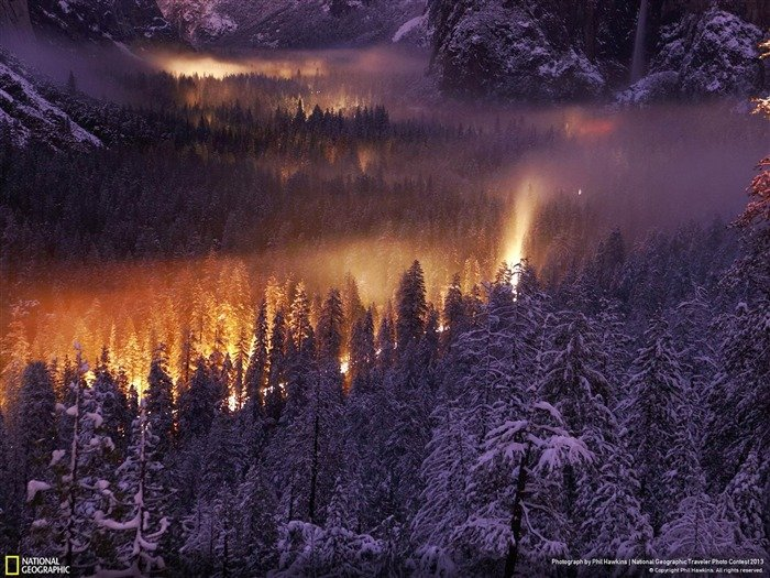 Yosemite National Park National Geographic wallpaper Wallpapers View 700x525