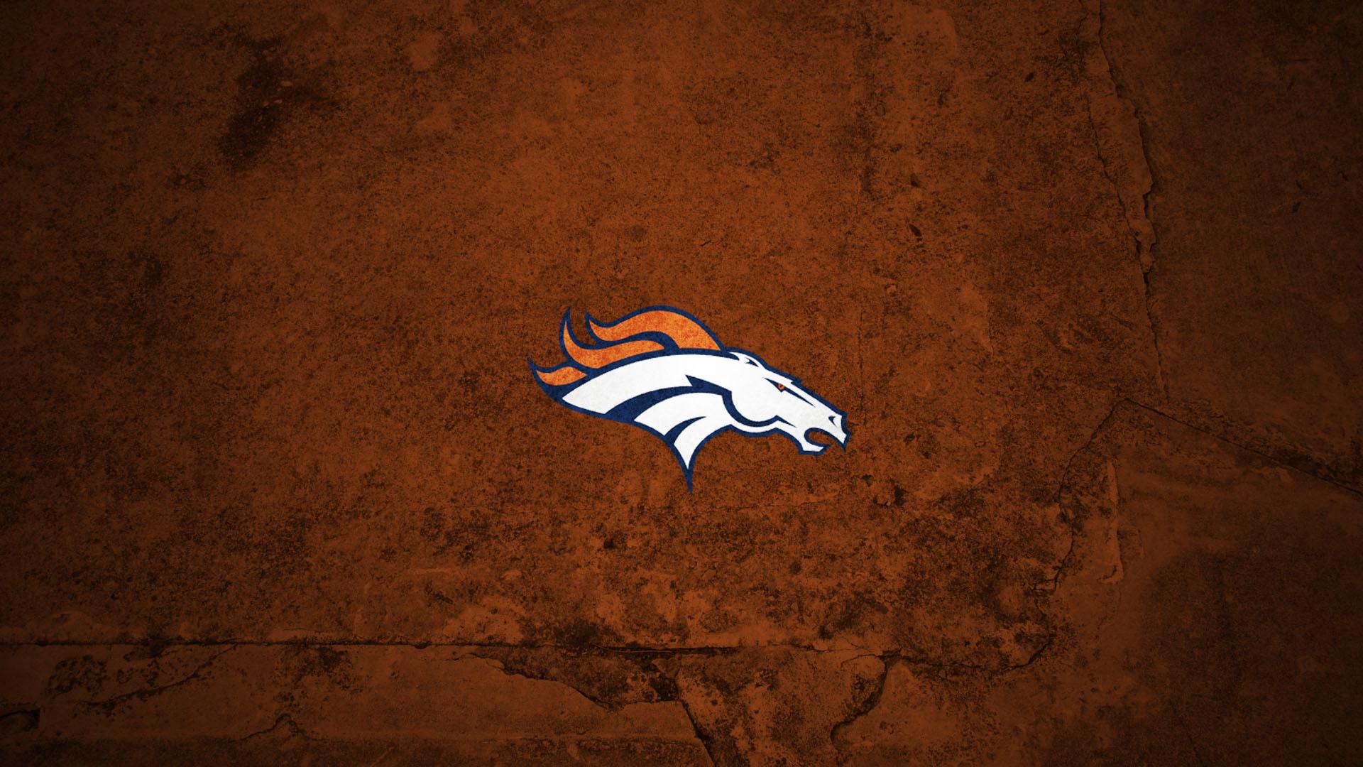 Denvor Broncos Logo Wallpaper   Nexus Wallpaper 1920x1080