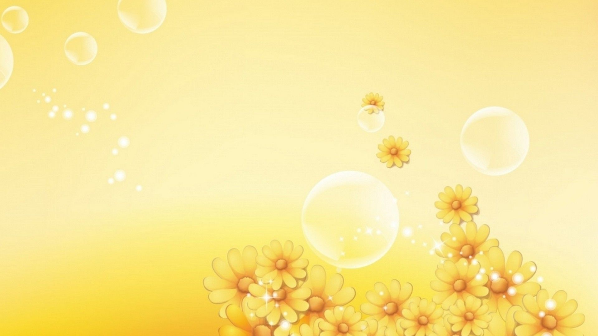 Bright Yellow Desktop Backgrounds HD Best Wallpaper HD Yellow 1920x1080
