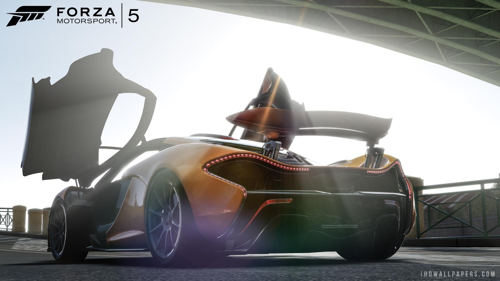 Forza Motorsport 5 McLaren P1 HD Wallpaper   iHD Wallpapers 1920x1080