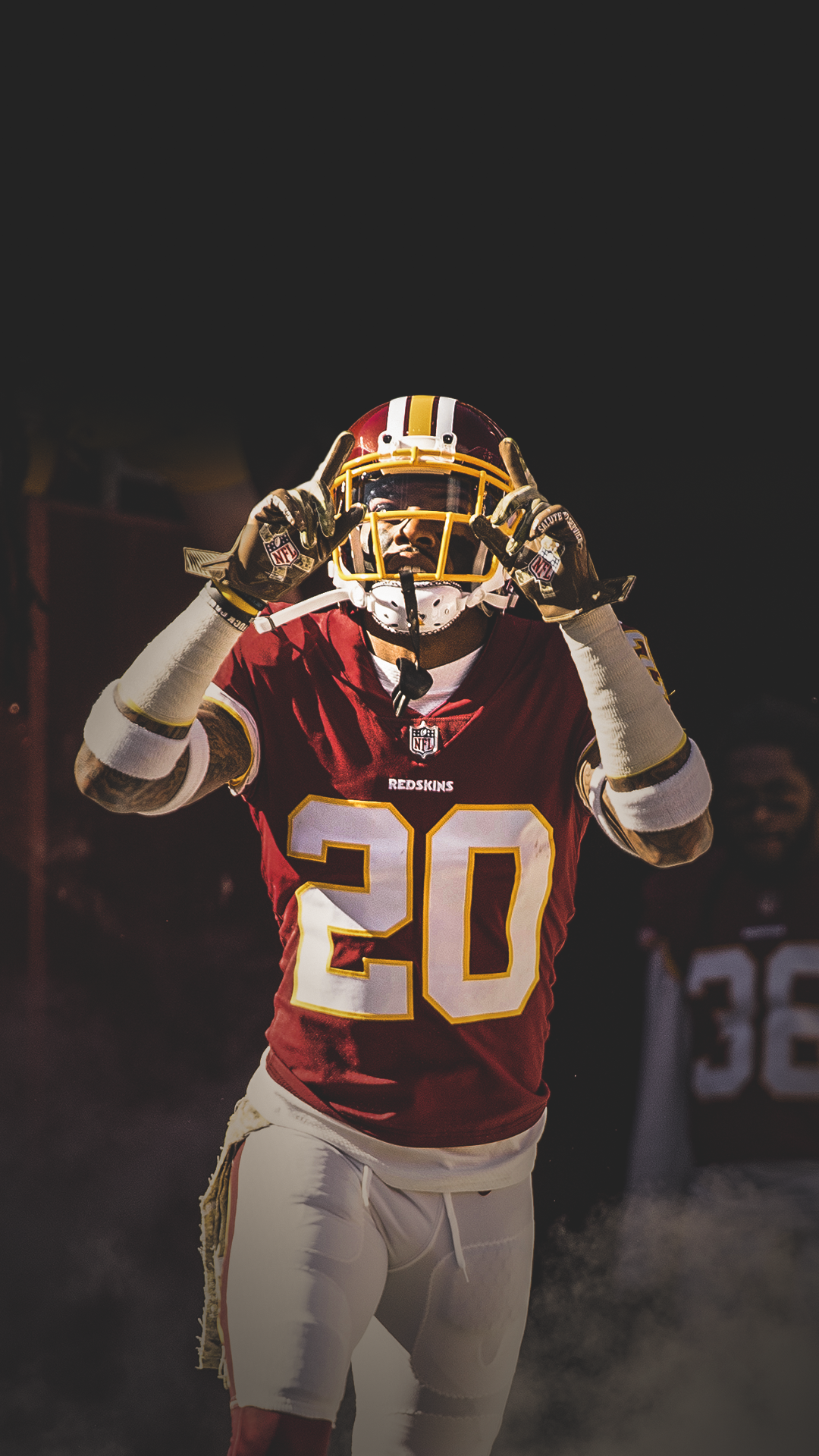Redskins Wallpapers   Top Redskins Backgrounds   WallpaperAccess 1080x1920