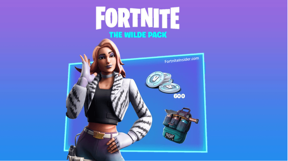 Fortnite Wilde Starter Pack is Now Out there In Some International 1138x636