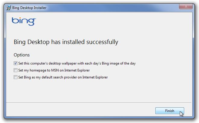 Change My Bing Daily Desktop Wallpaper 660x410