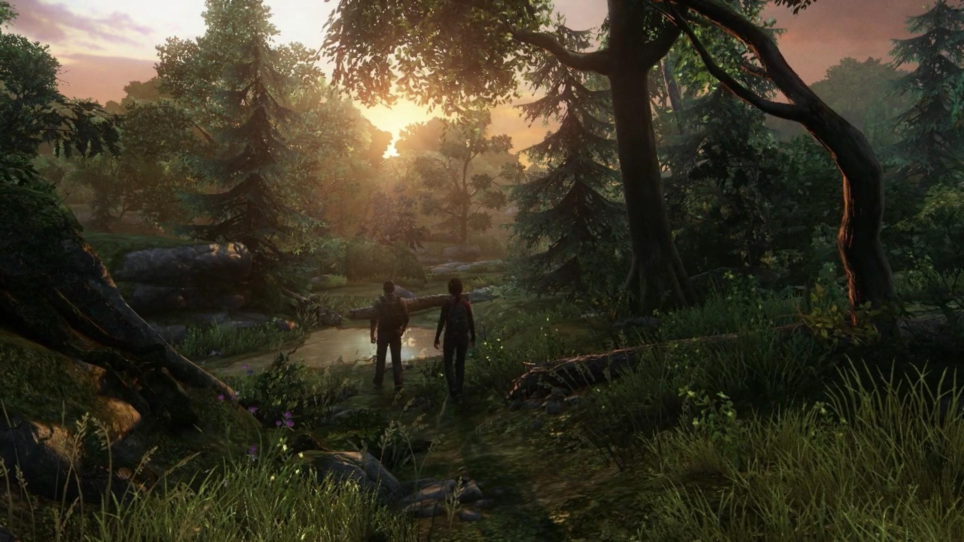 Joel and Ellie   The Last of Us wallpaper   1024069 1920x1080