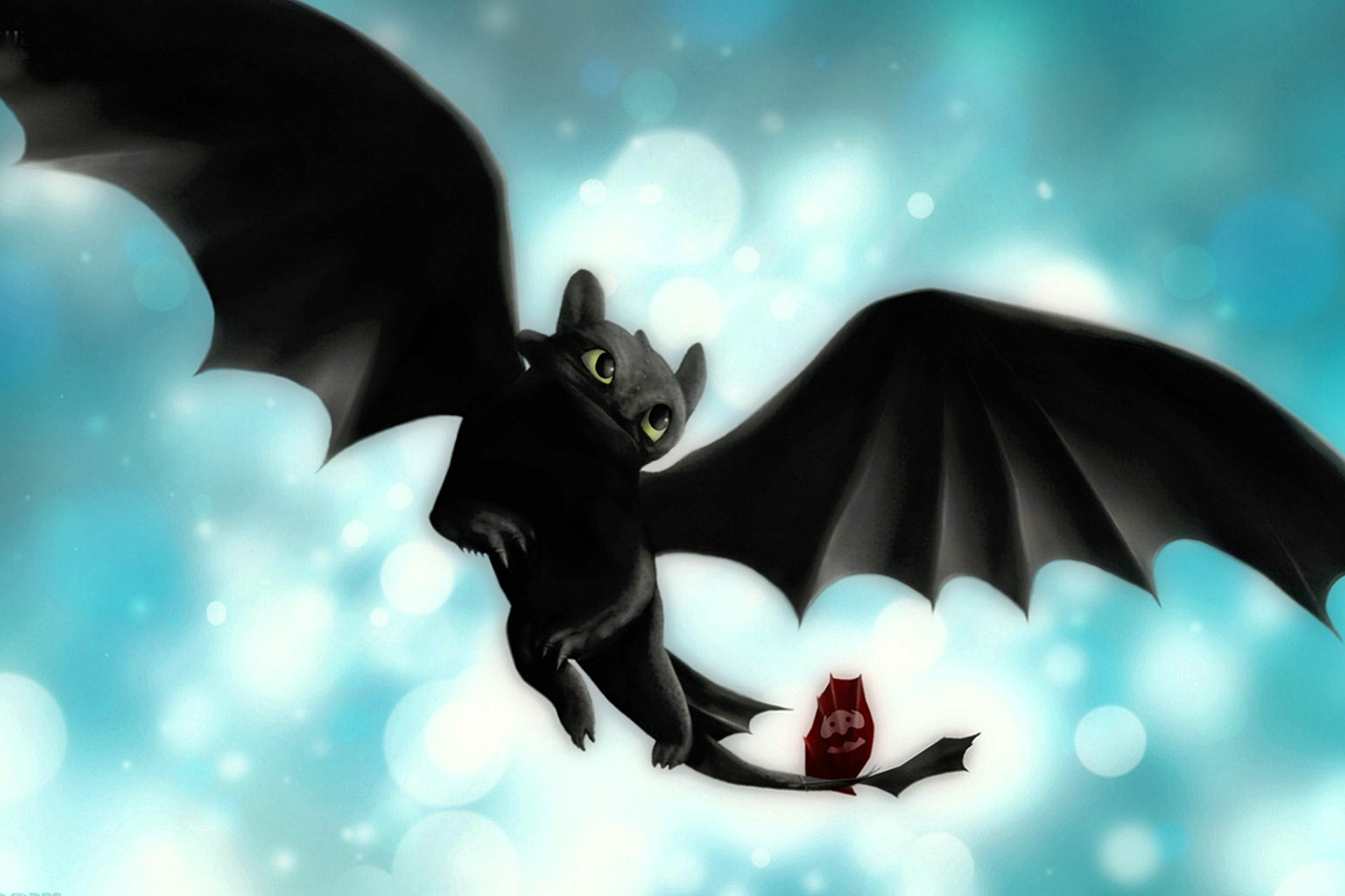 How To Train Your Dragon Wallpaper Toothless 18 Desktop 1920x1280