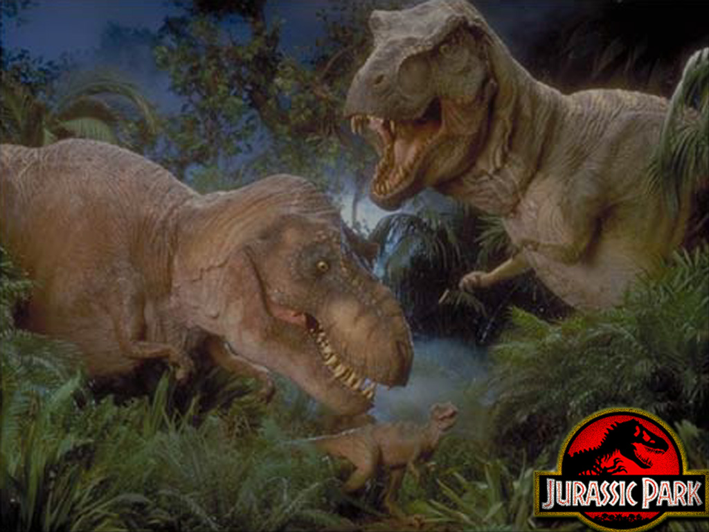 Rex Dinosaur Jurassic Park Wallpaper 1024x768 Full HD Wallpapers