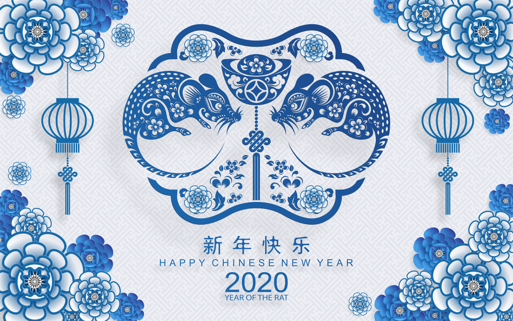 Happy Chinese New Year 2020 Images HD Wallpapers   POETRY CLUB 1000x626
