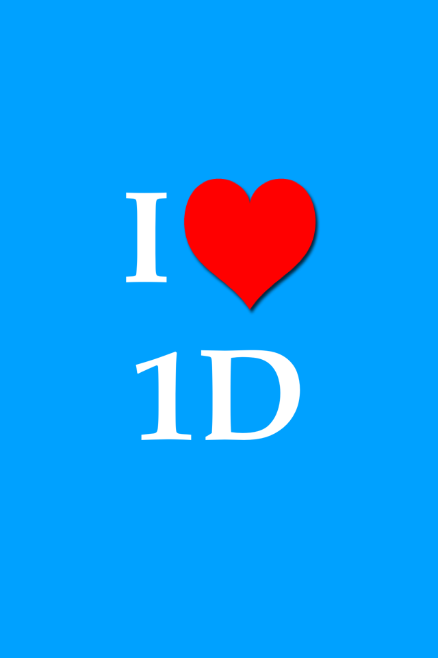 Love 1D Simply beautiful iPhone wallpapers 640x960