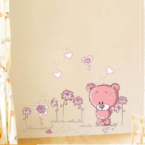 Nursery Girl Kid Room Baby Wallpaper Home DecorationChina Mainland 500x500