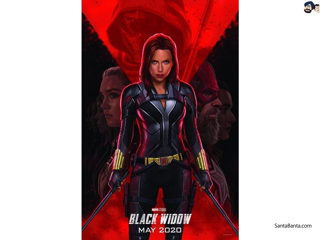 47 Black Widow 2020 Wallpapers On Wallpapersafari