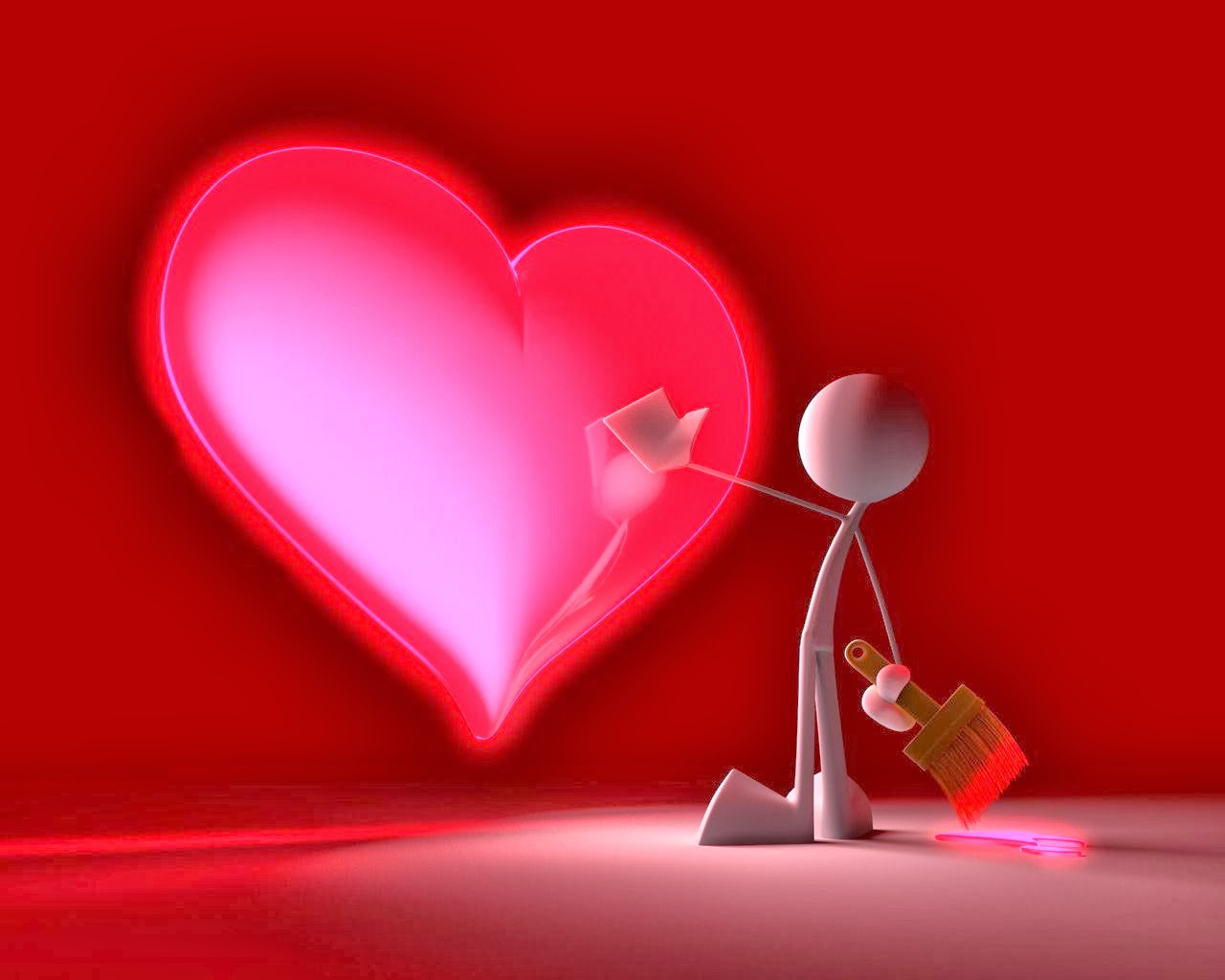 Valentine Day Wallpapers Backgrounds Love Quotes Wallpaper Windows 7 1280x1024