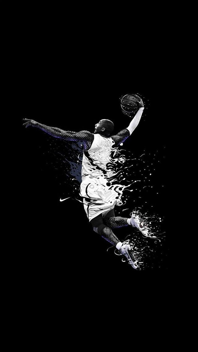 basketball wallpapers for iphone wallpapersafari