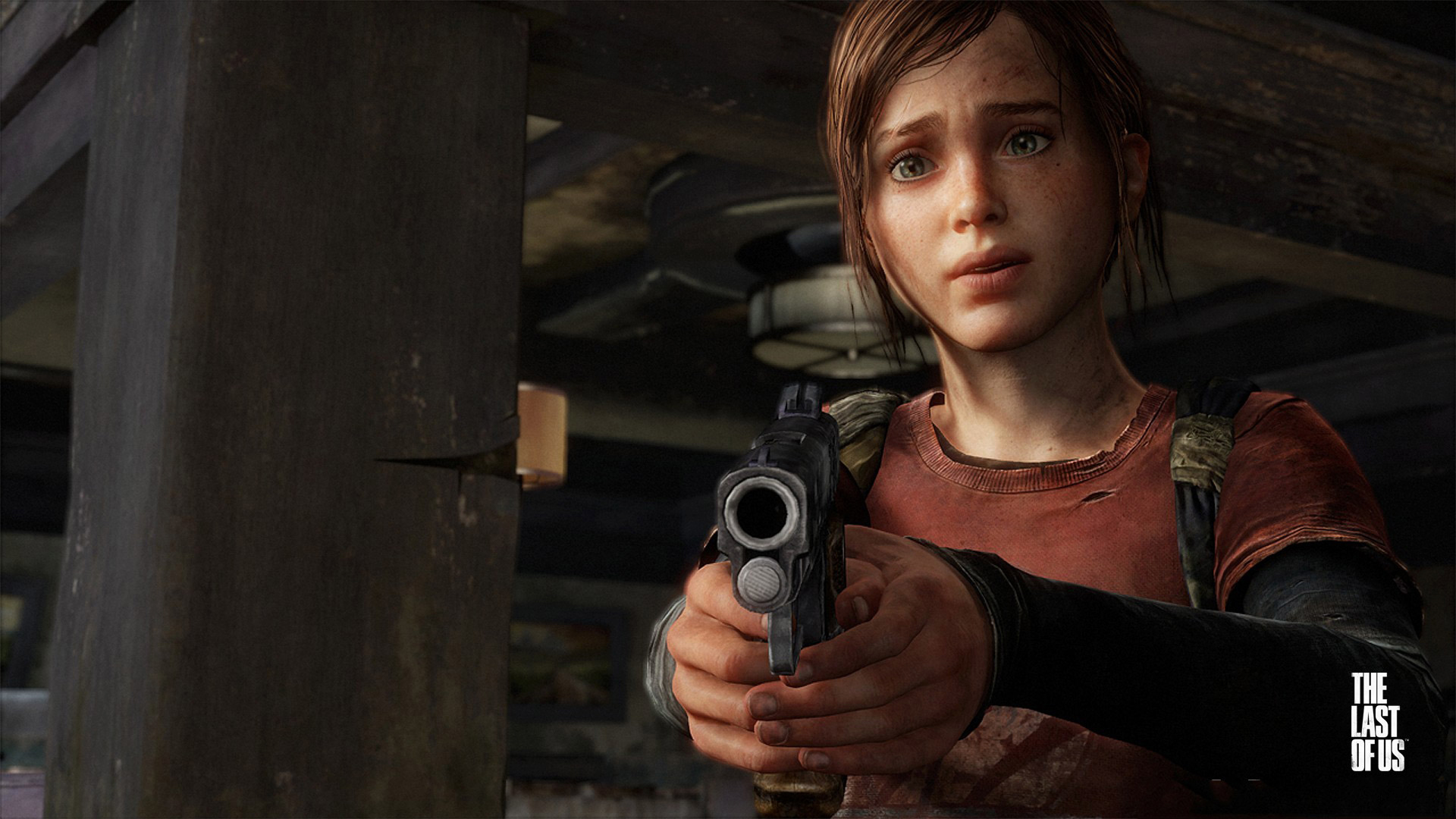 Ellie From The Last Of Us Hd Wallpapers Ellie The Last of Us HD 1920x1080
