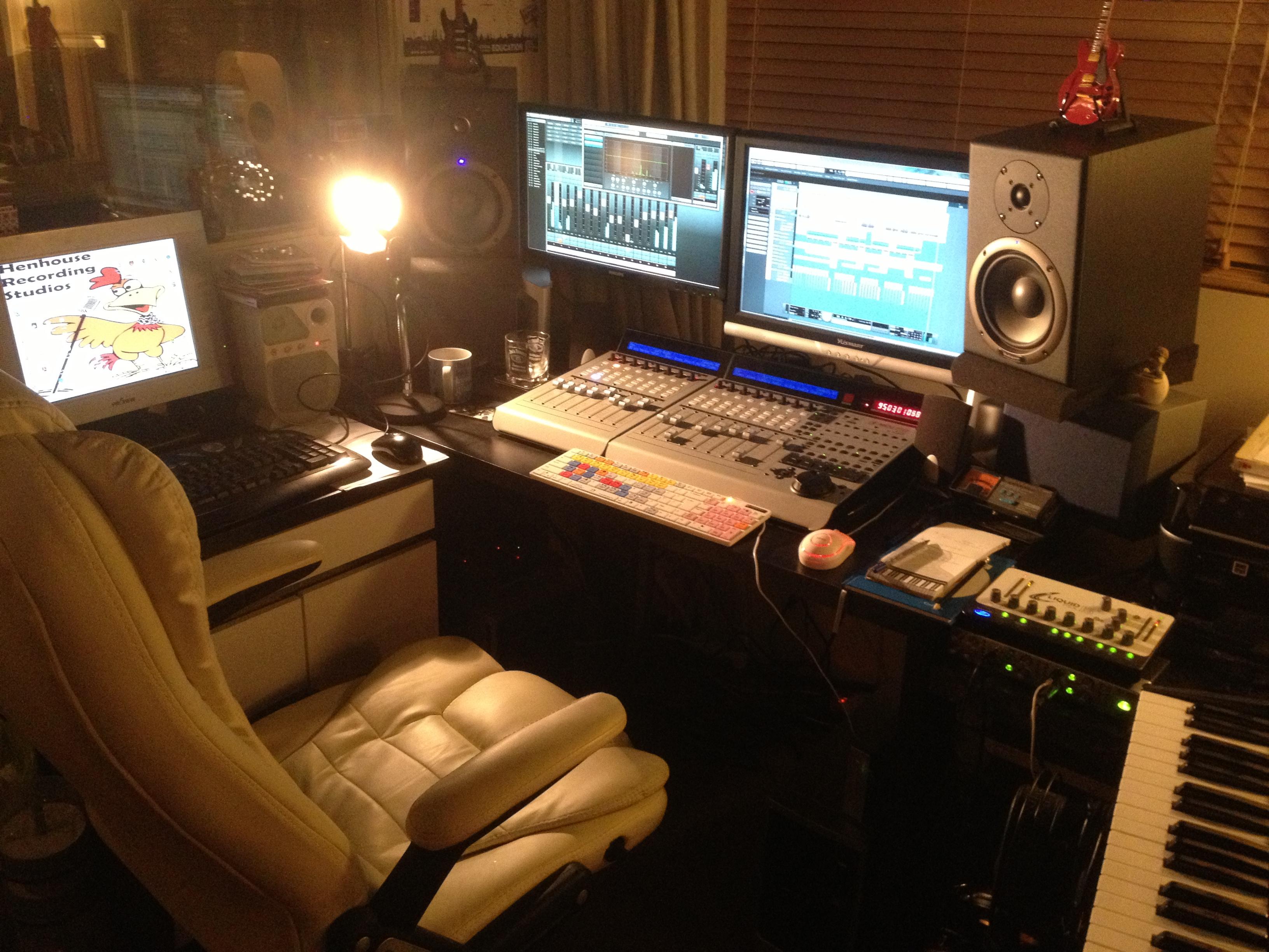 Gallery Henhouse Recording Studio 3264x2448