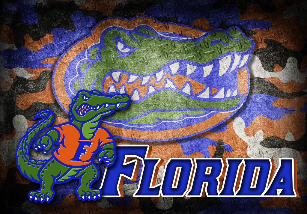 Free florida gator wallpaper wallpapersafari - Florida gators background ...