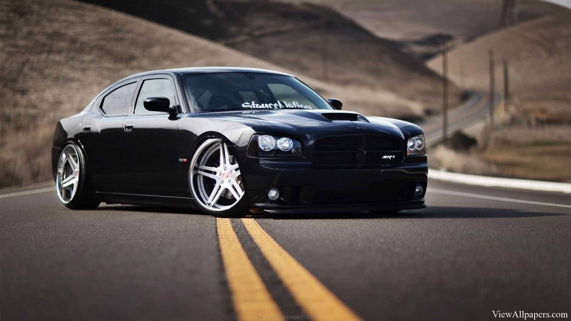 Dodge Charger Photos For PC computers desktop background smartphones 1920x1080