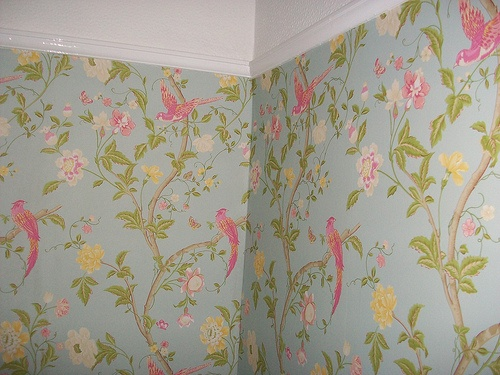 Laura Ashley Summer Palace Wallpaper Wallpapersafari