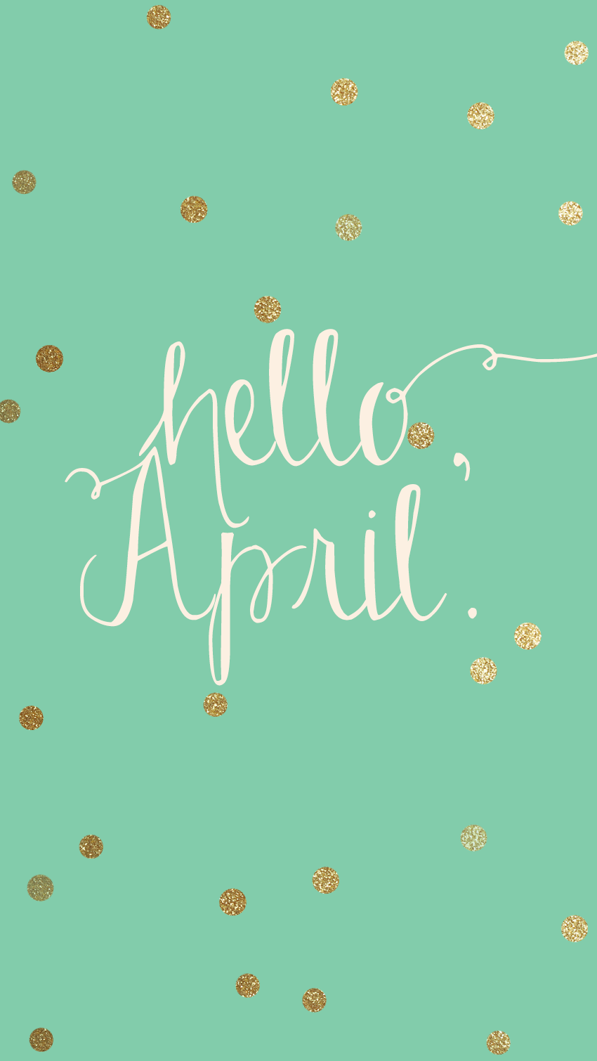 Free Download Hello Aprilpng 850x1510 For Your Desktop Mobile