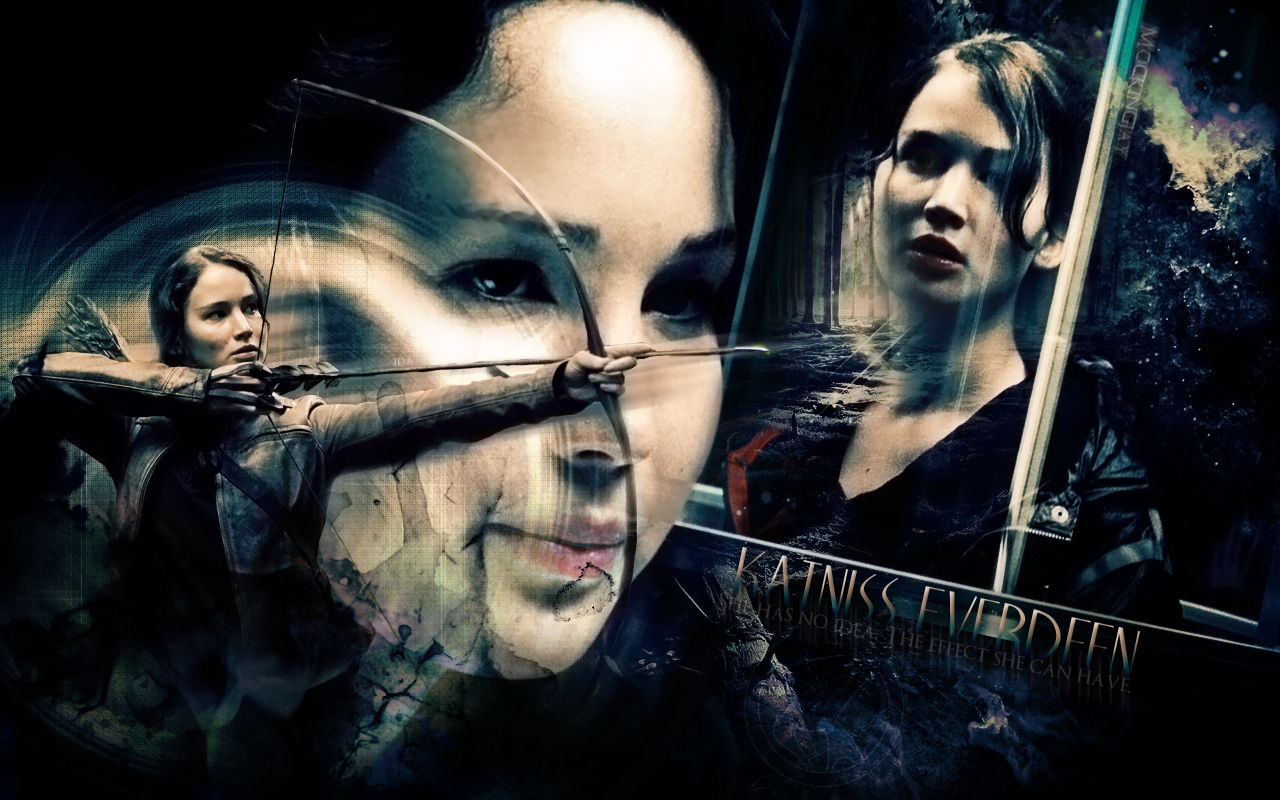 The Hunger Games   The Hunger Games Wallpaper 30380304 1280x800