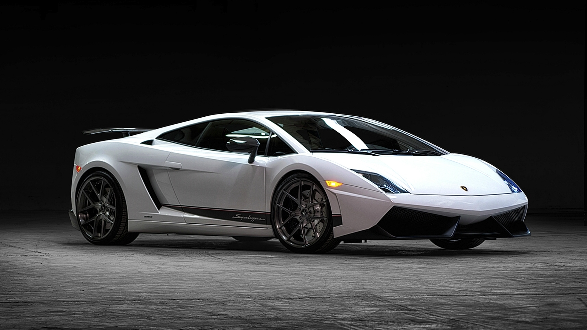 lamborghini gallardo wallpapers hd wallpaper with 1920x1080 resolution - Lamborghini Gallardo Wallpaper Blue