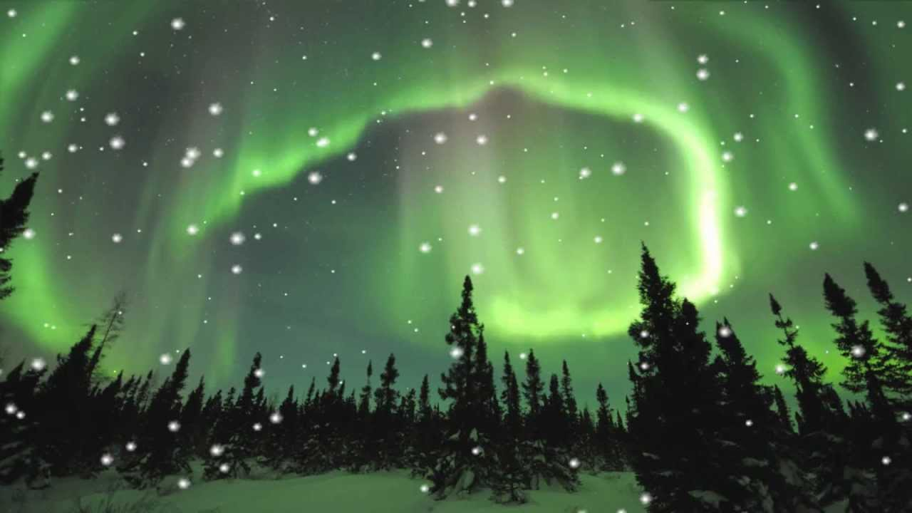 Northern Lights Moving Wallpaper Wallpapersafari