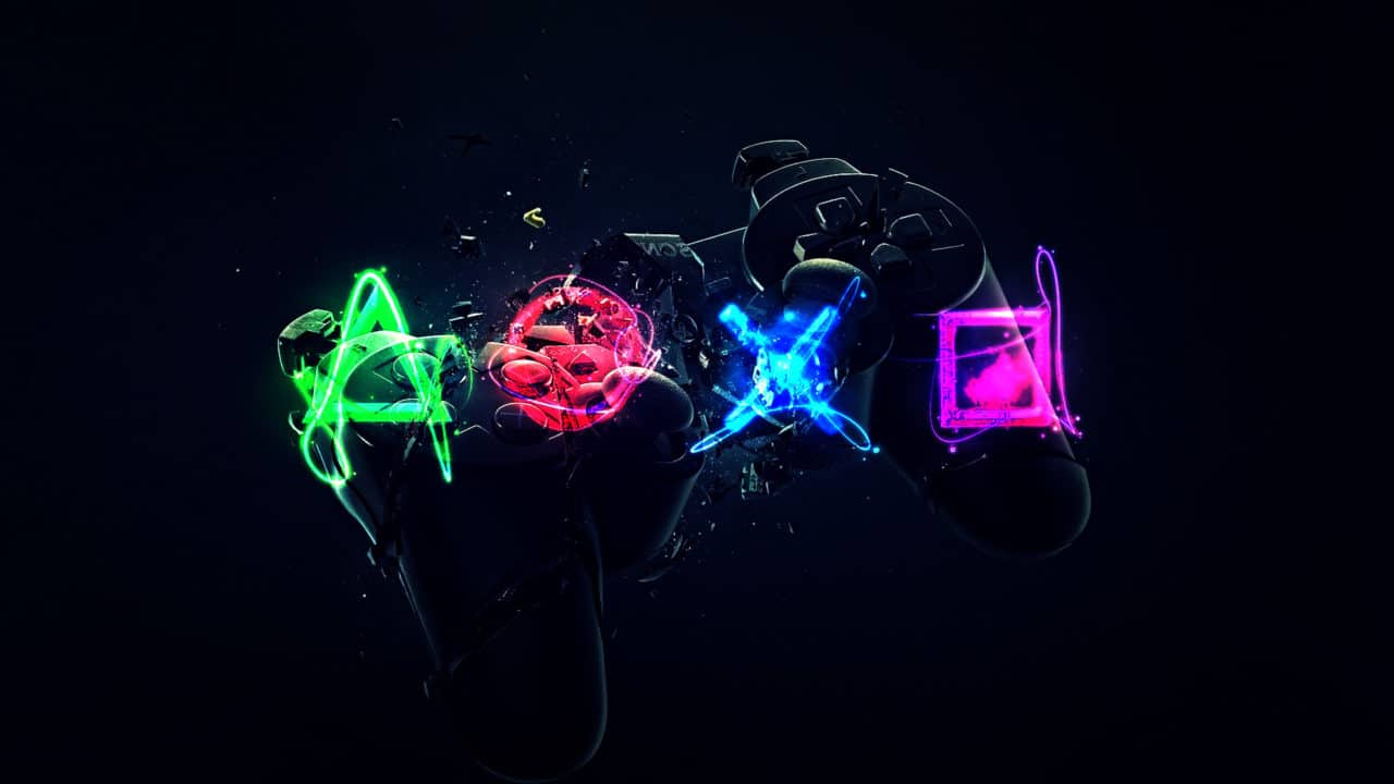 PlayStation 5 Wallpapers 1280x720