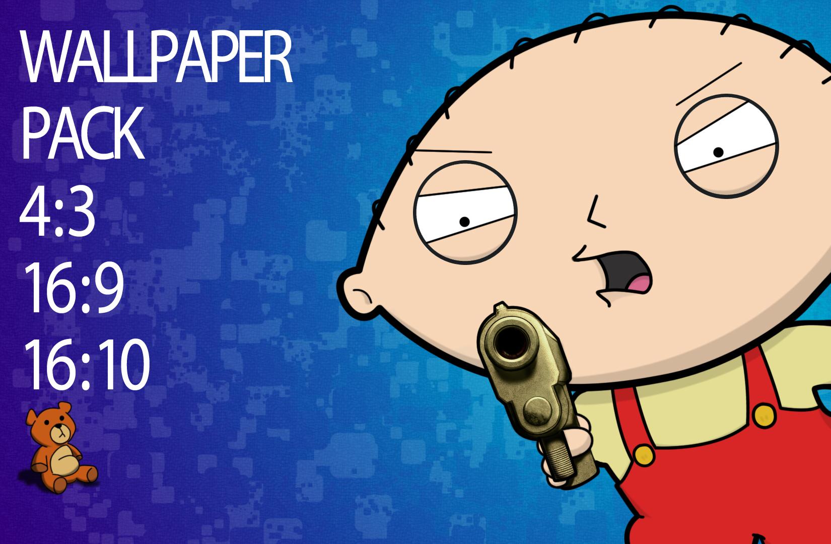 Stewie Griffin Gangster Wallpaper Gangster stewie wallpaper 1650x1080