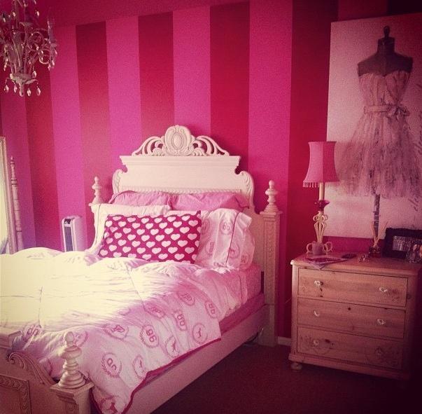 Superior Victoria Secret Wallpaper For Room Victoriau0027s Secret Bedroom!