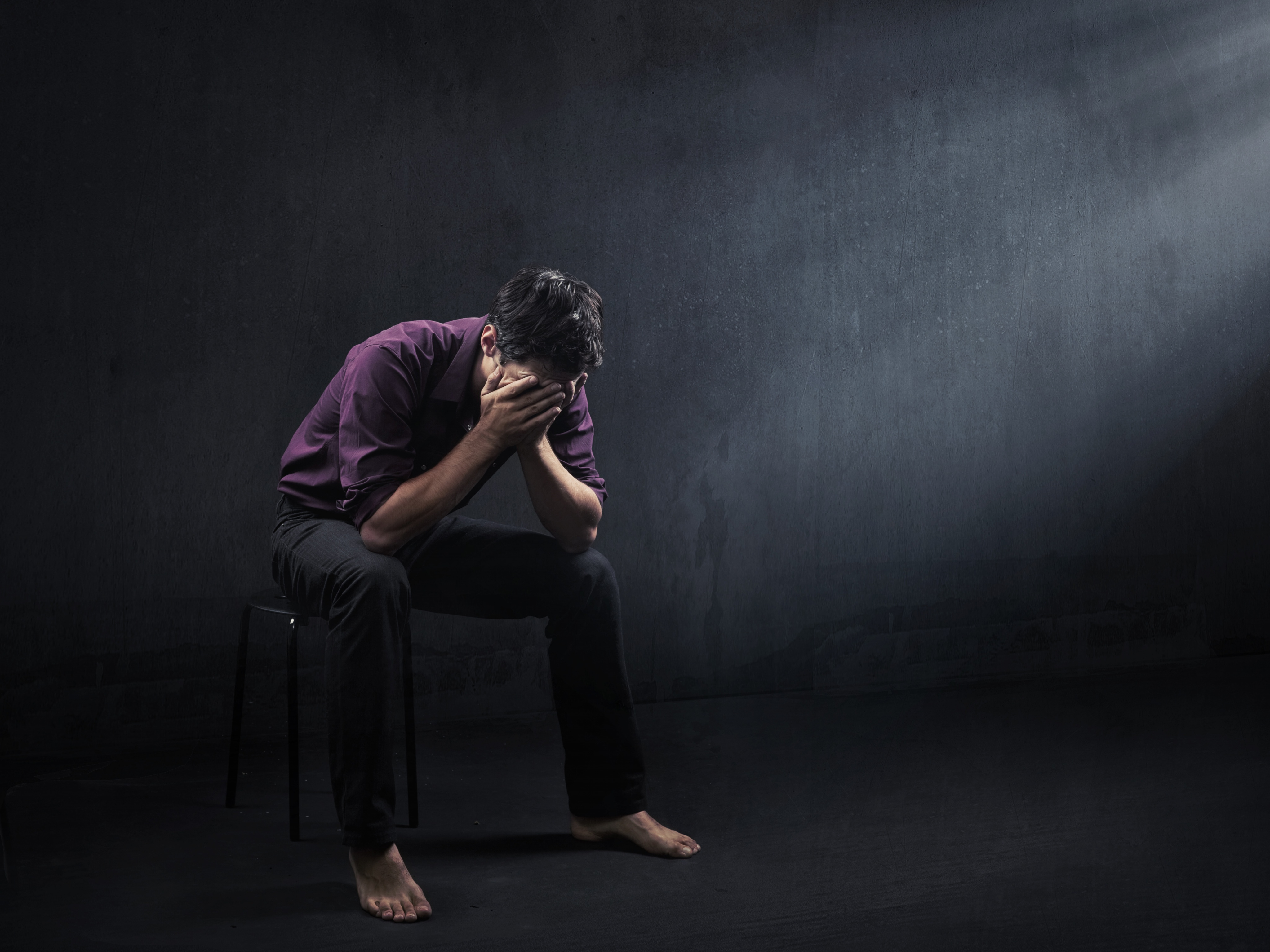 Background Wallpaper for Computer Depressed Male Come on Just Cheer 4096x3072