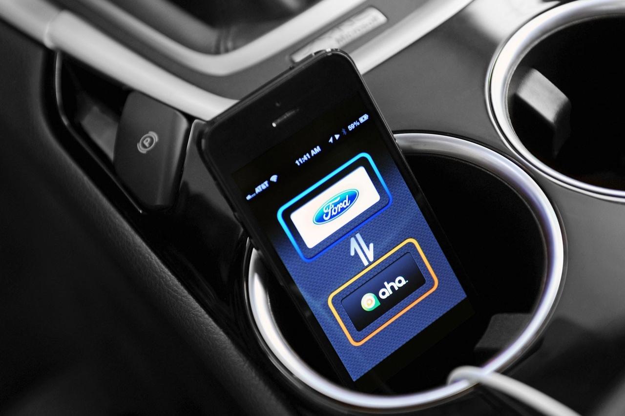 Ford voegt AppLink toe aan SYNC Automultimedia Autowereldcom 1280x852