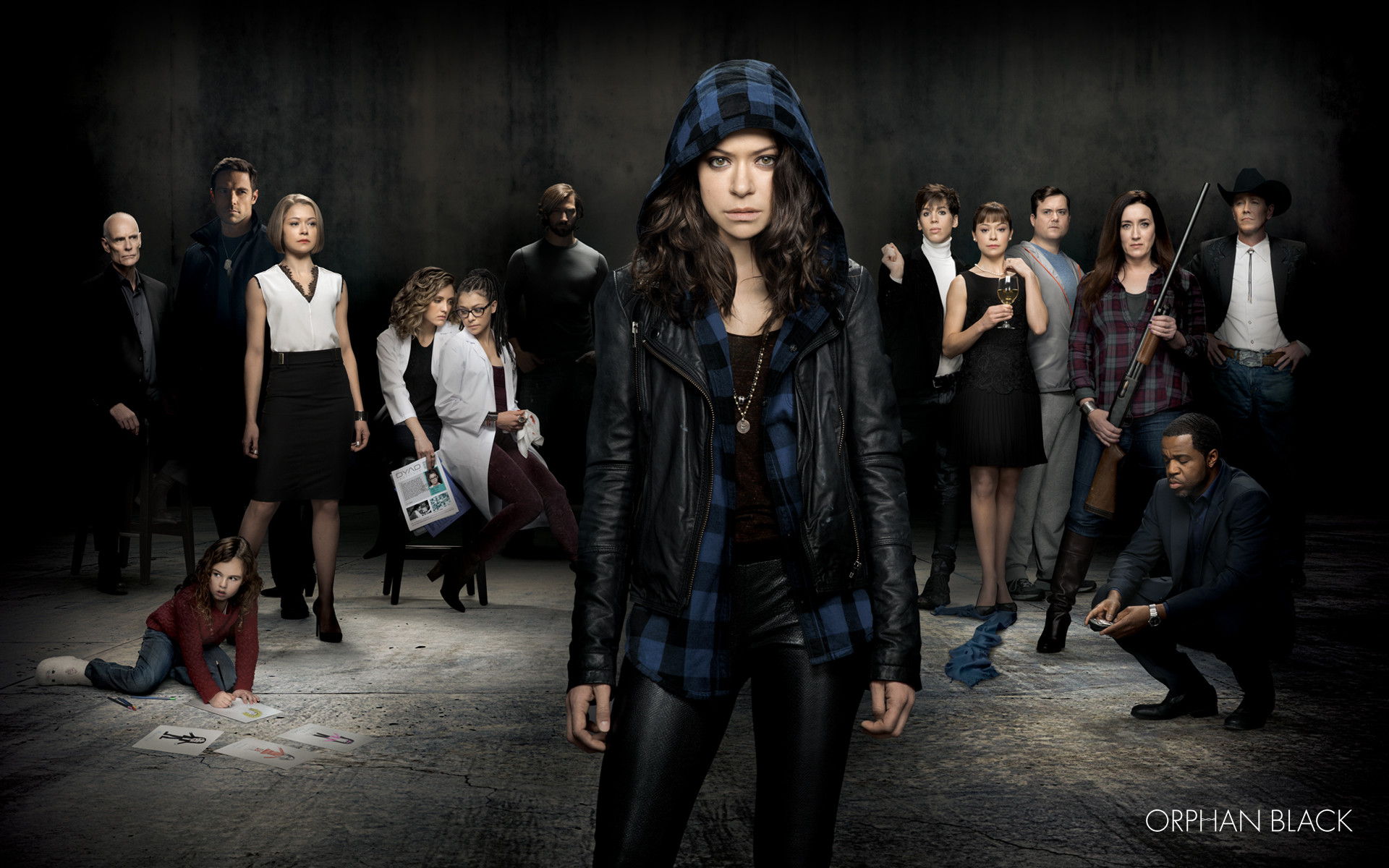 Orphan Black Wallpapers 70 images 1920x1200