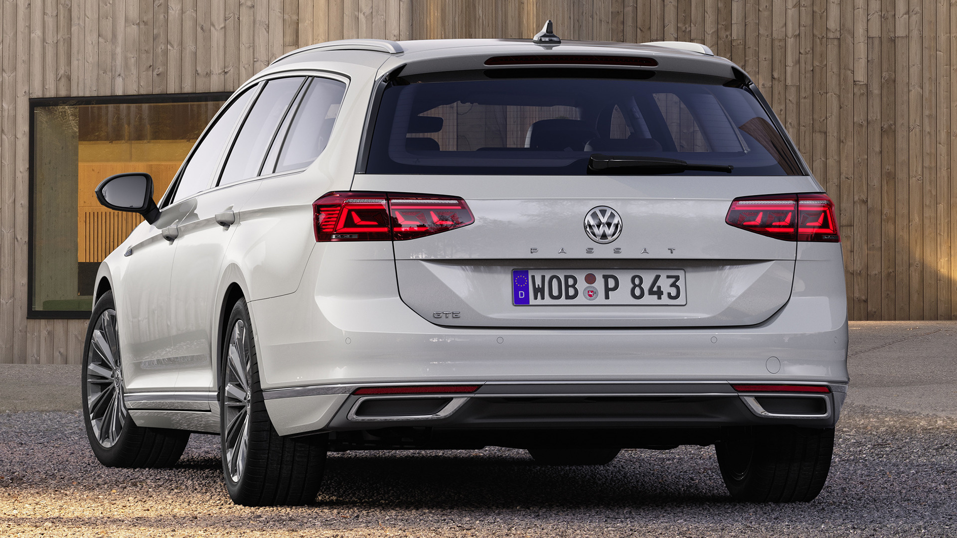 2019 Volkswagen Passat GTE Variant   Wallpapers and HD Images 1920x1080