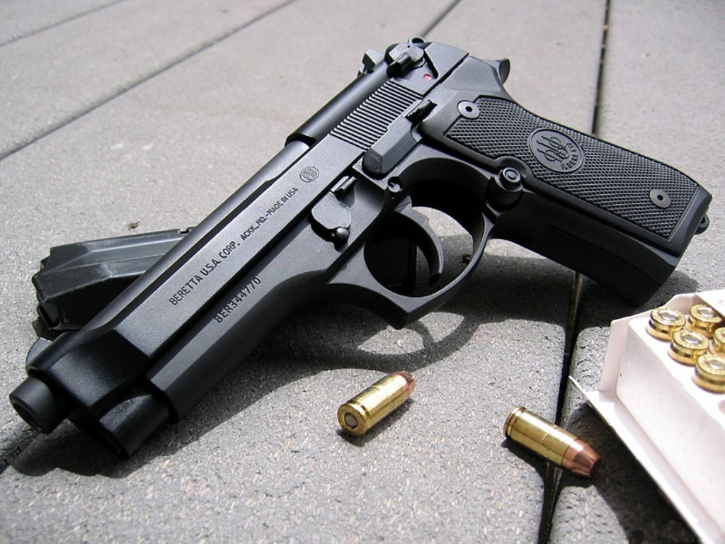 ... Pistol and bullet hd pictures wallpaper and make this wallpaper for