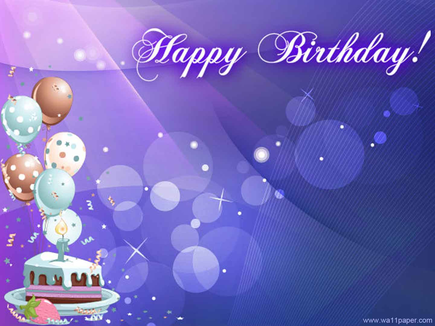 Birthday Backgrounds 1440x1080
