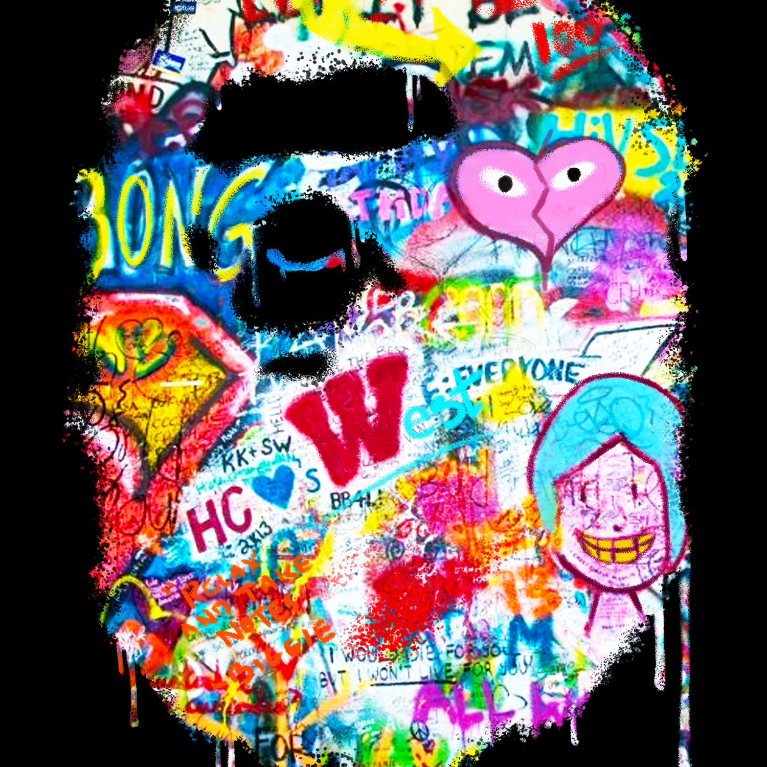 Hypebeast Graffiti Wallpaper   Mary Rosh 1500x1500