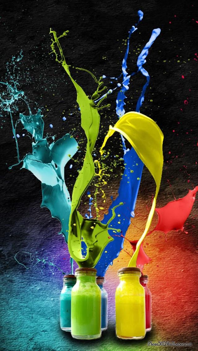 Splash of Color Splash of Color 640x1136