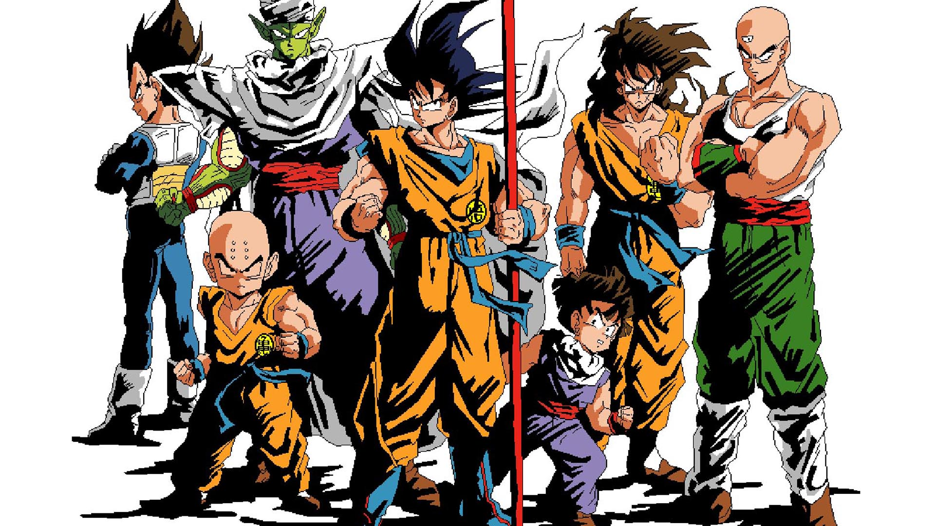 Dragonball Wallpaper 1920x1080 Wallpapers 1920x1080 1920x1080