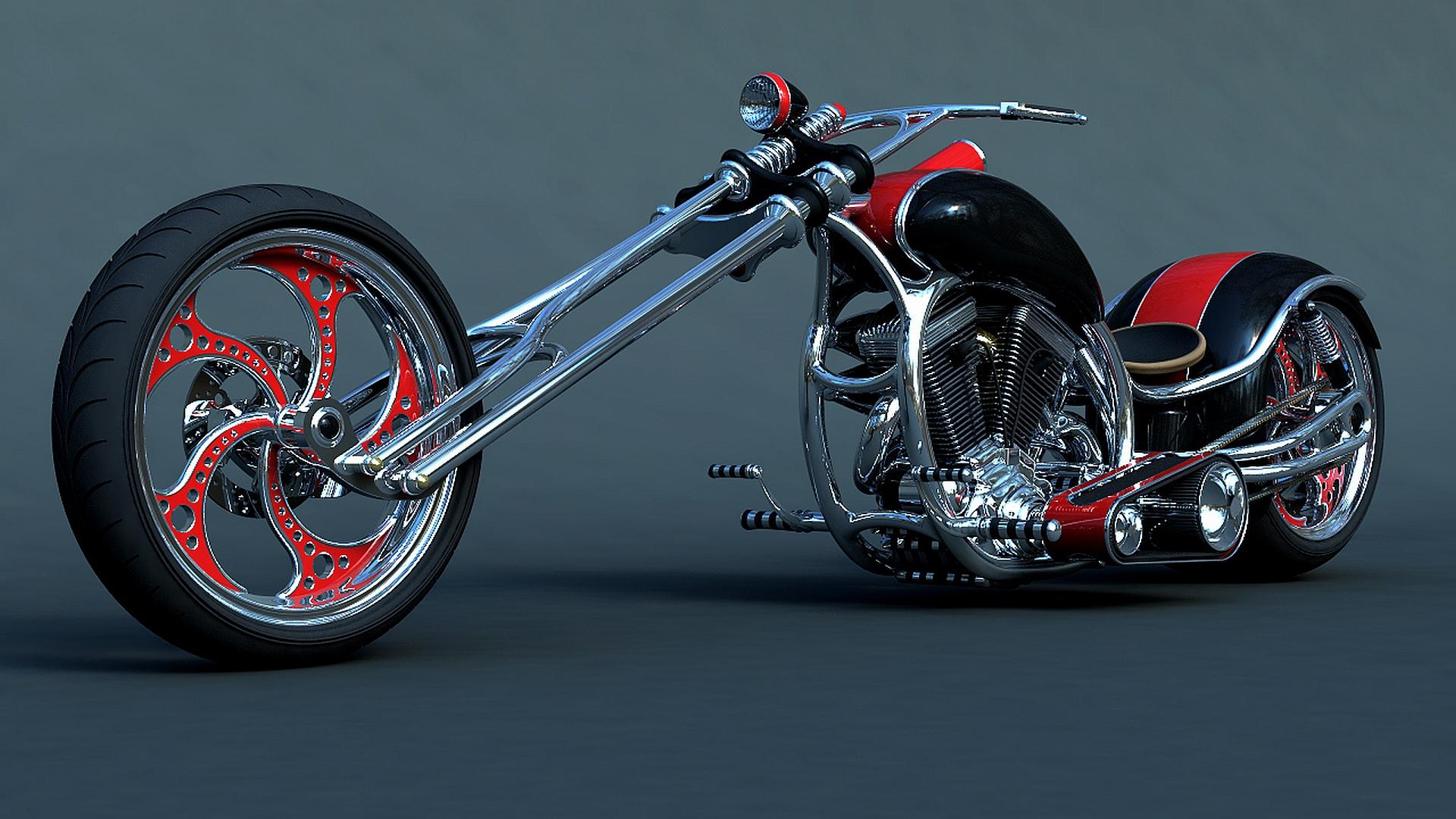 chopper wallpaper moto cran fonds 1920x1080