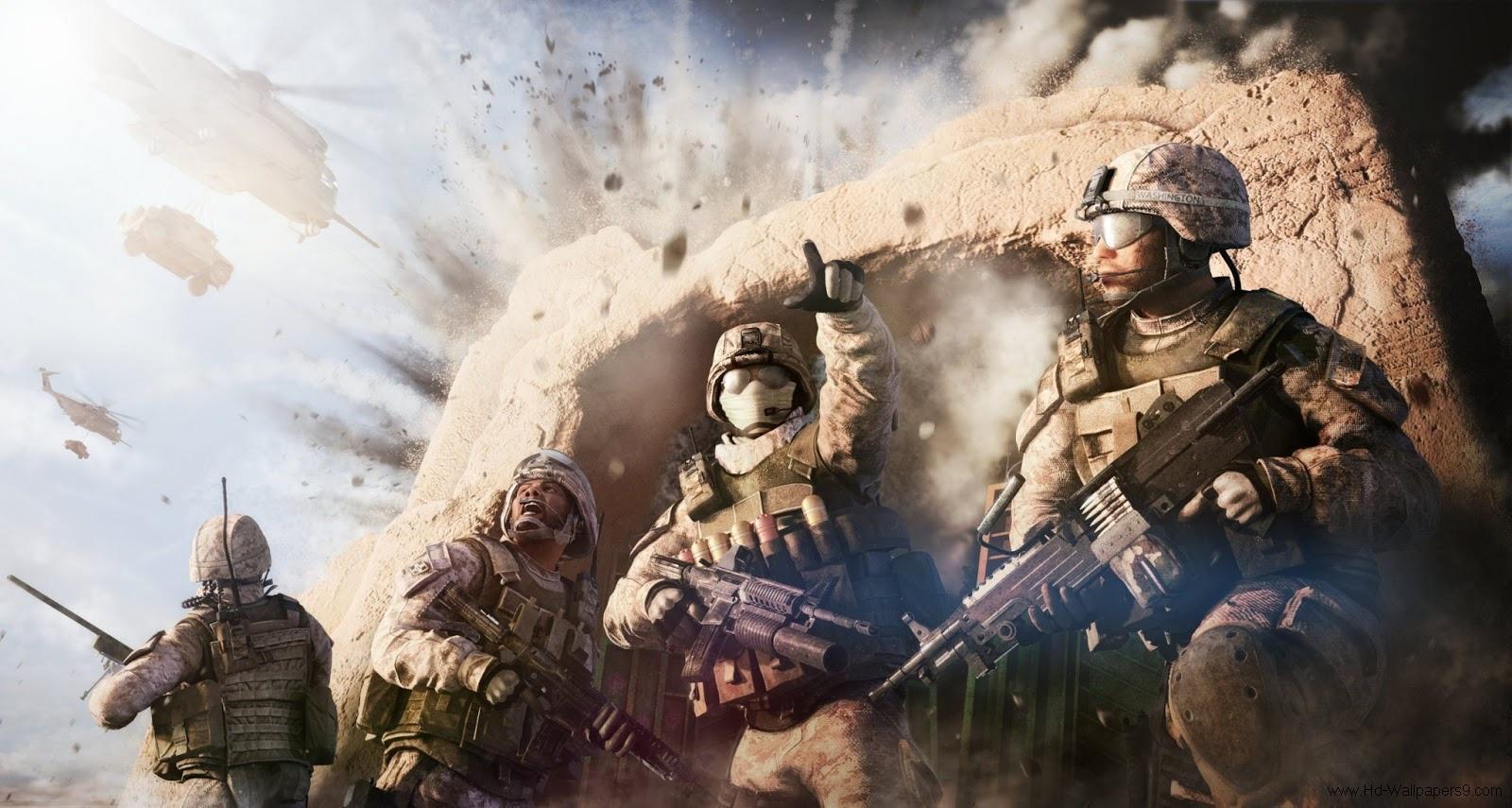 Marines Wallpaper HD