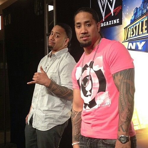image Jimmy And Jey Uso Wwe PC Android iPhone and iPad Wallpapers 500x500