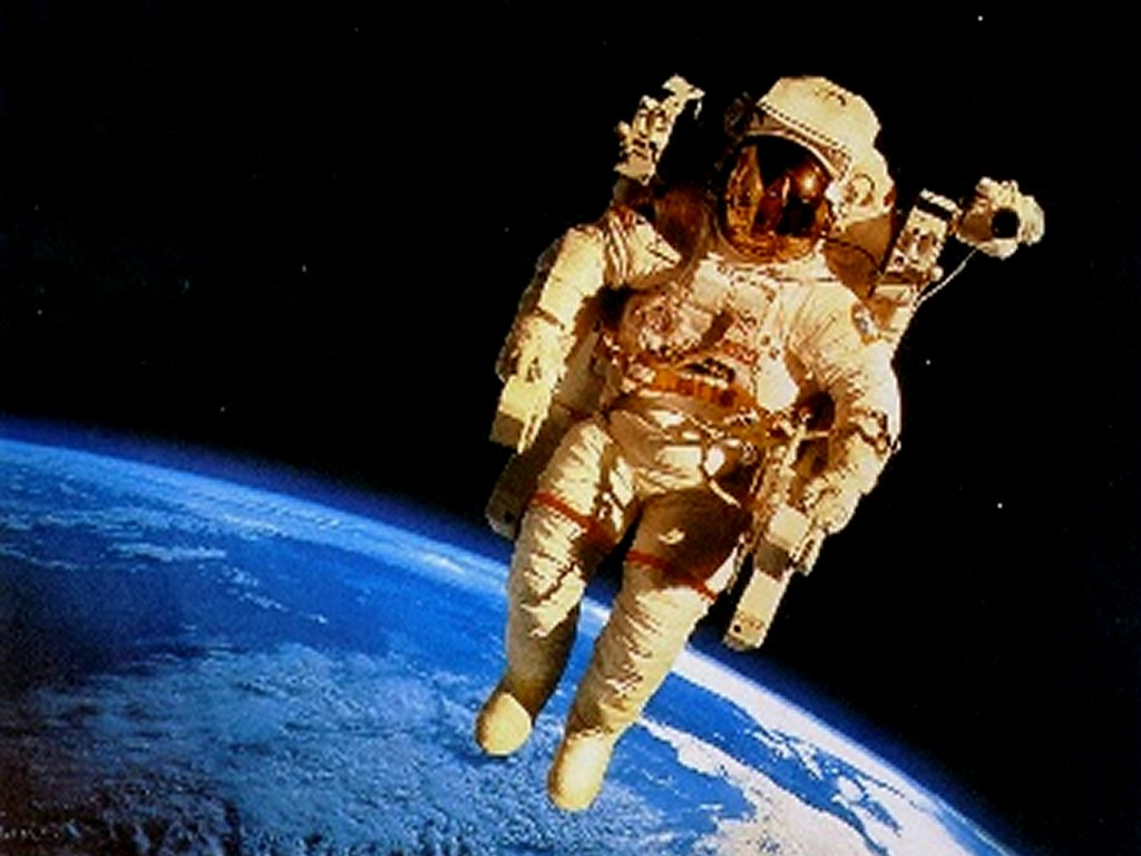 Wallpapers Collection Astronaut Wallpapers 1024x768