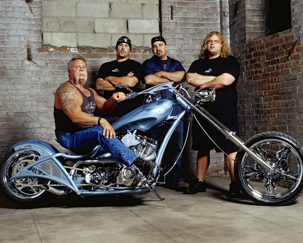 Orange County Choppers images OCC HD wallpaper and background 1280x1024