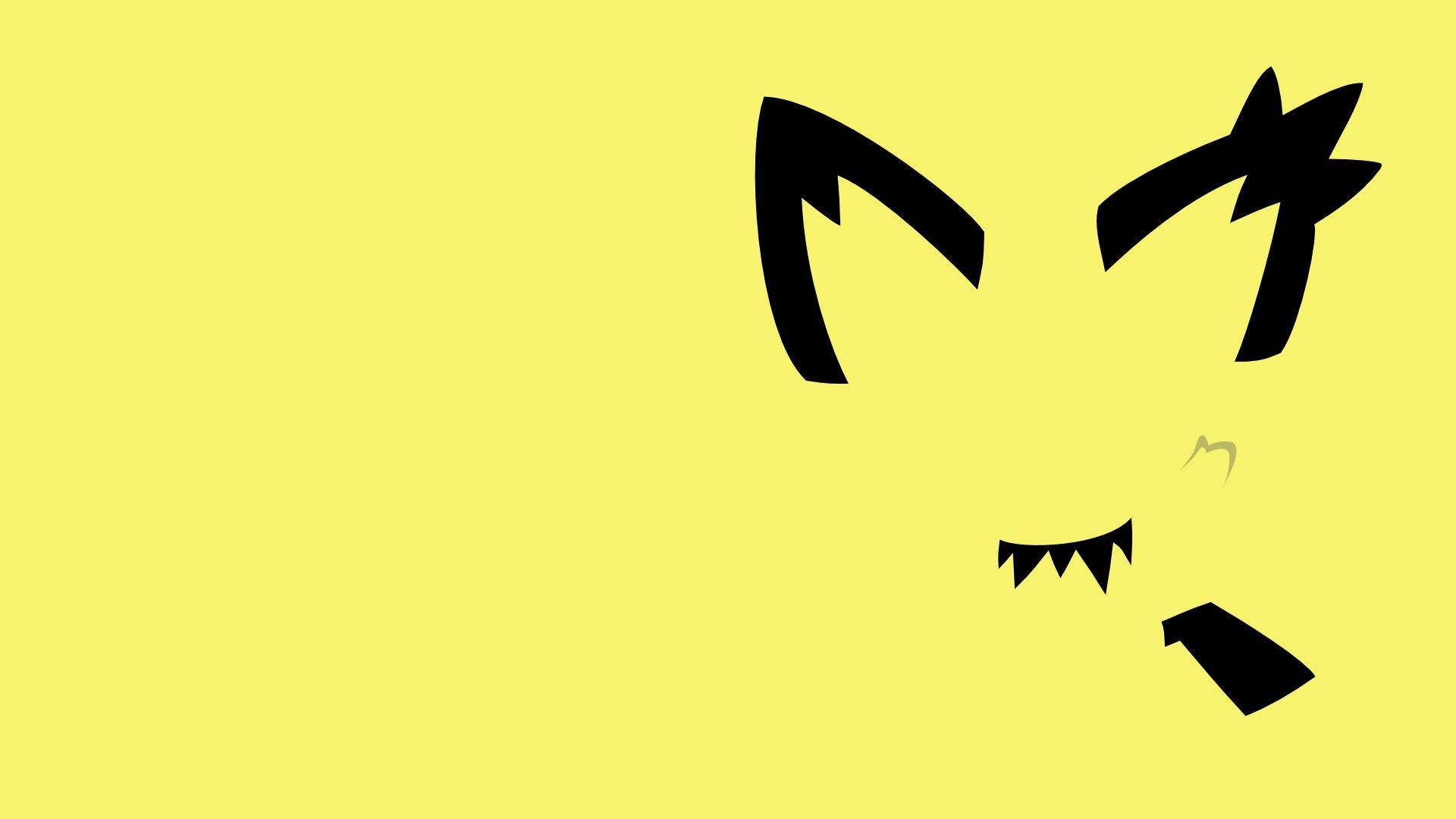 Pokemon Pichu wallpaper 72728 1920x1080