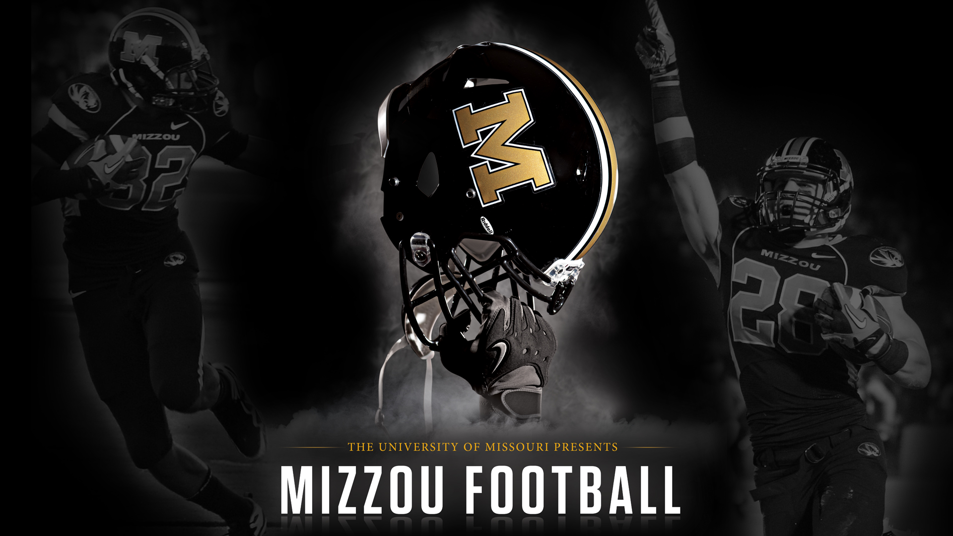 Missouri Tigers Football Wallpaper 1920x1080